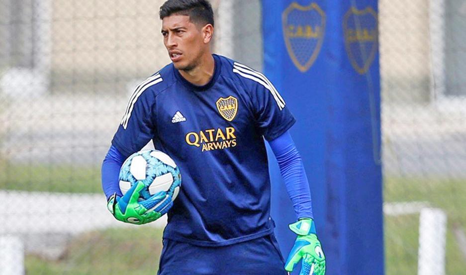 La lesión preocupó a todo el mundo Boca, pero el Andrada volvería antes del reinicio de la Superliga.
