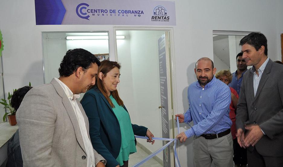 La oficina funciona en Besares, entre San Carlos y Sáenz Peña.