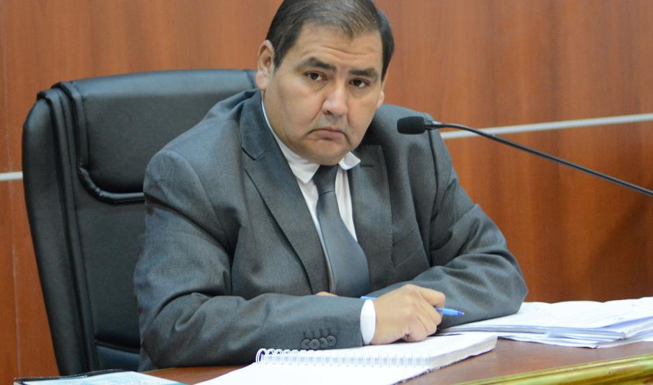 El Dr. Alarcón hizo lugar al pedido de la Fiscalía.