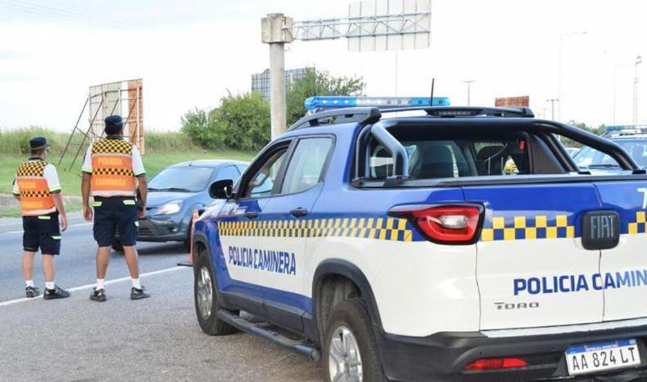 """EMBOSCADA. Alexandro cuestionó severamente el accionar """"tramposo"""" de la Policía cordobesa, con los turistas."""