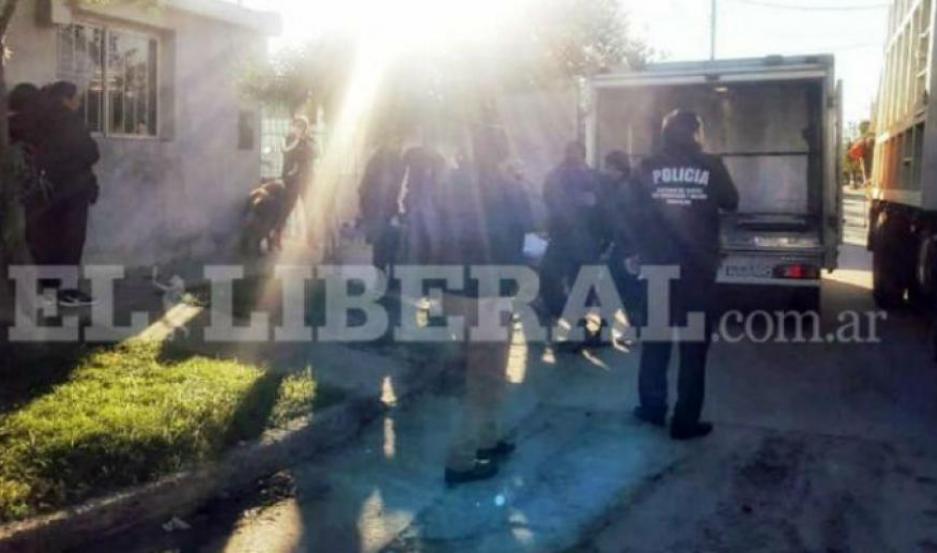 Las autoridades judiciales de Las Termas dispusieron que se le realice una autopsia al cuerpo de la mujer.