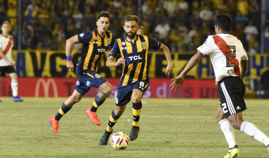 El jugador viene de disputar la Superliga con Rosario Central.