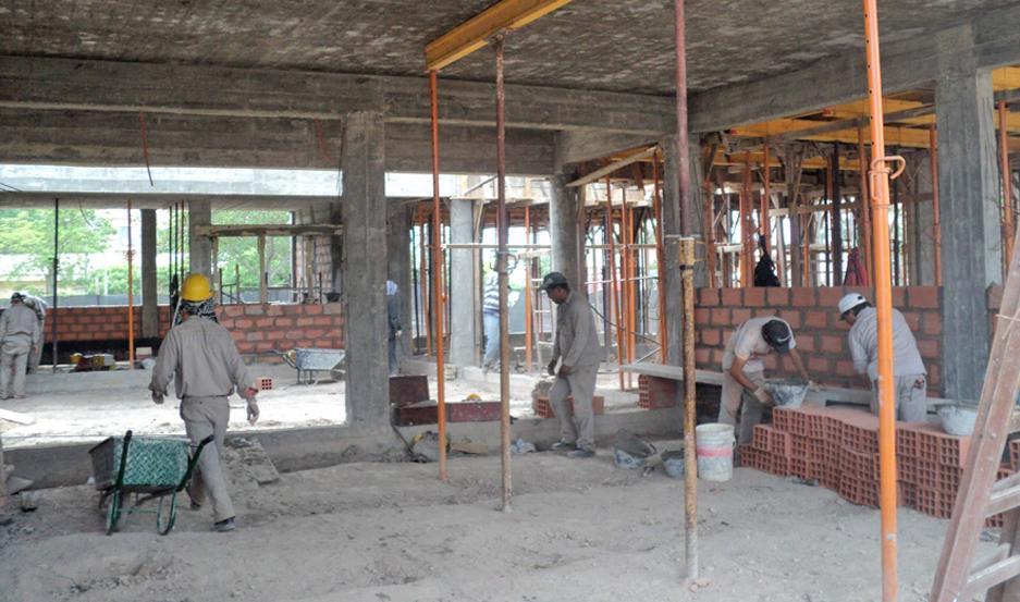 ESCUELAS. La mayoría de las obras reforzarán la infraestructura educativa en la provincia.