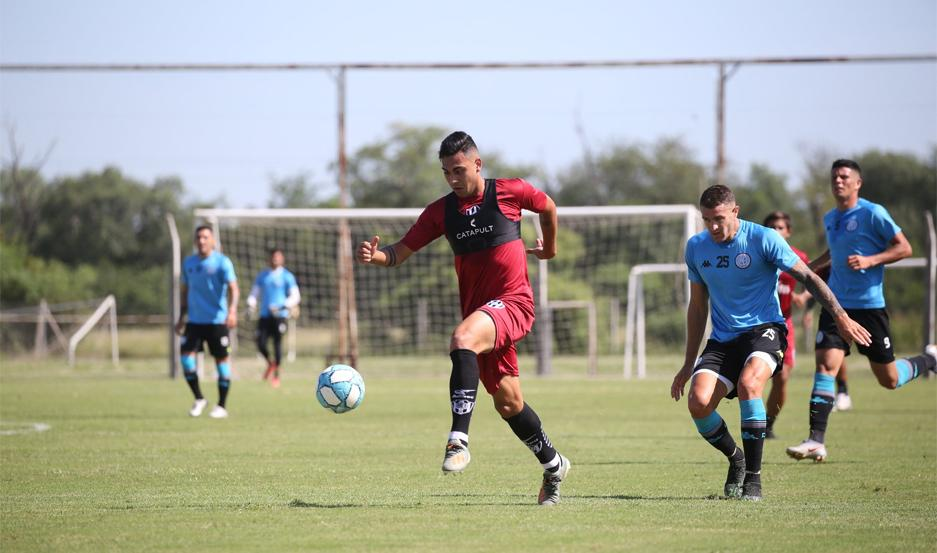 Central Córdoba y Belgrano empataron 0 a 0.
