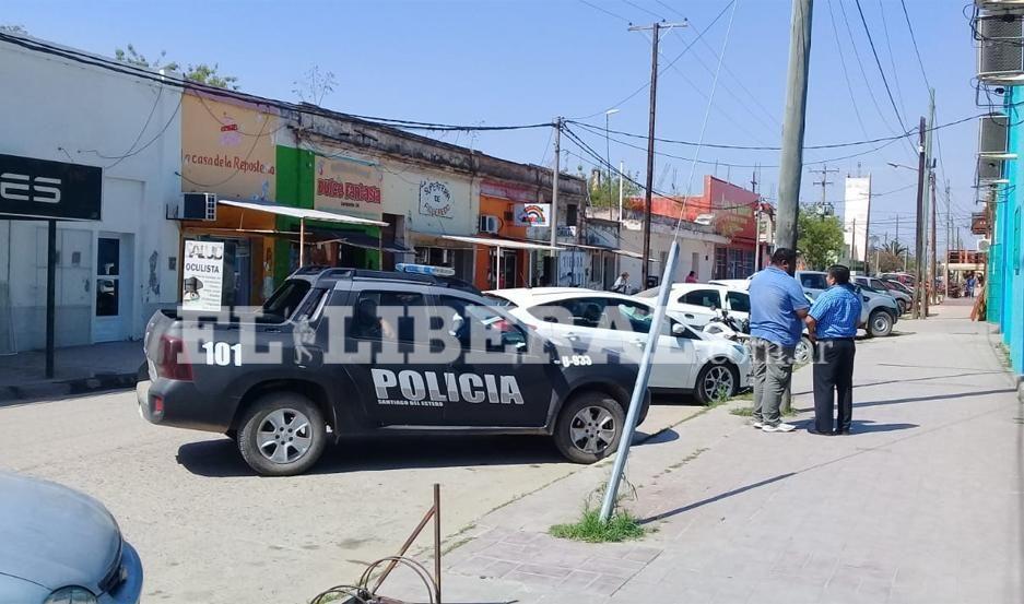 El hecho delictivo es investigado por las autoridades policiales de Añatuya.
