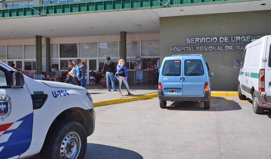 VÍCTIMAS. Son Rodolfo Segura (43 años) y José Segura (60), quien falleció por las heridas sufridas, de Catamarca.