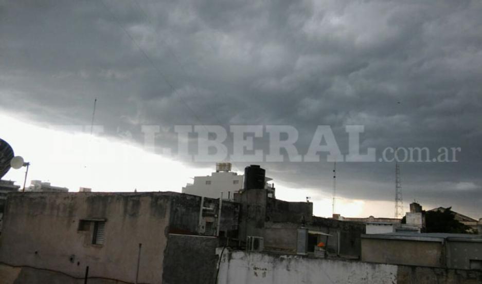 El Sur de la provincia está bajo alerta meteorológico.