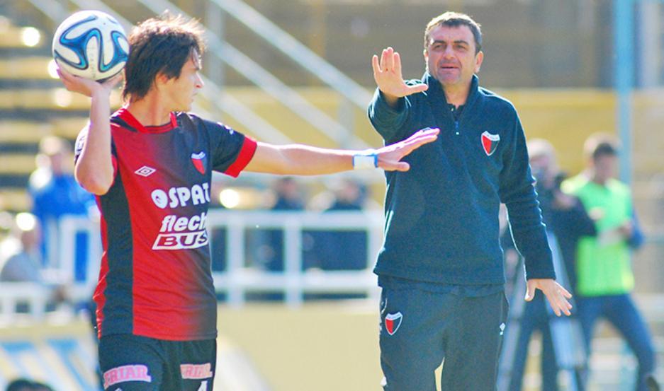 El flamante entrenador Diego Osella trabajó en la pretemporada, con el objetivo de armar el mejor equipo.