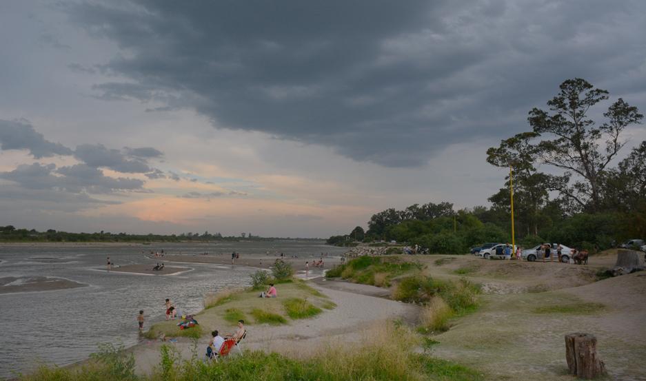 El Servicio Meteorológico Nacional anunció tormentas severas para Santiago del Estero.