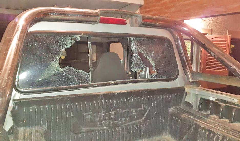 """Los enfrentamientos se produjeron cuando más de 40 personas arribaron a la casa de un supuesto """"dealer""""."""