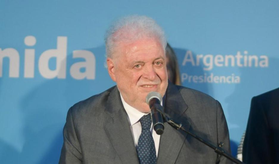El ministro de Salud de la Nación, Ginés González García dijo que solo existe la posibilidad de un caso importado.