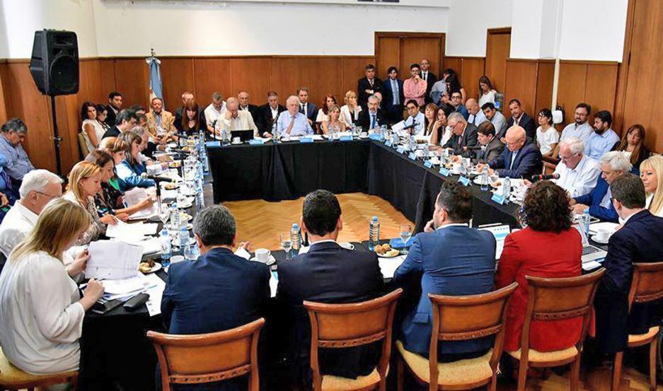 REUNIÓN. Participaron las autoridades sanitarias de todas las jurisdicciones del país.