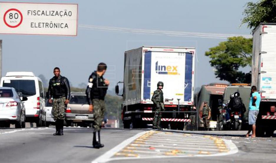 Turista argentino olvidó a su esposa en una estación de servicio brasileña