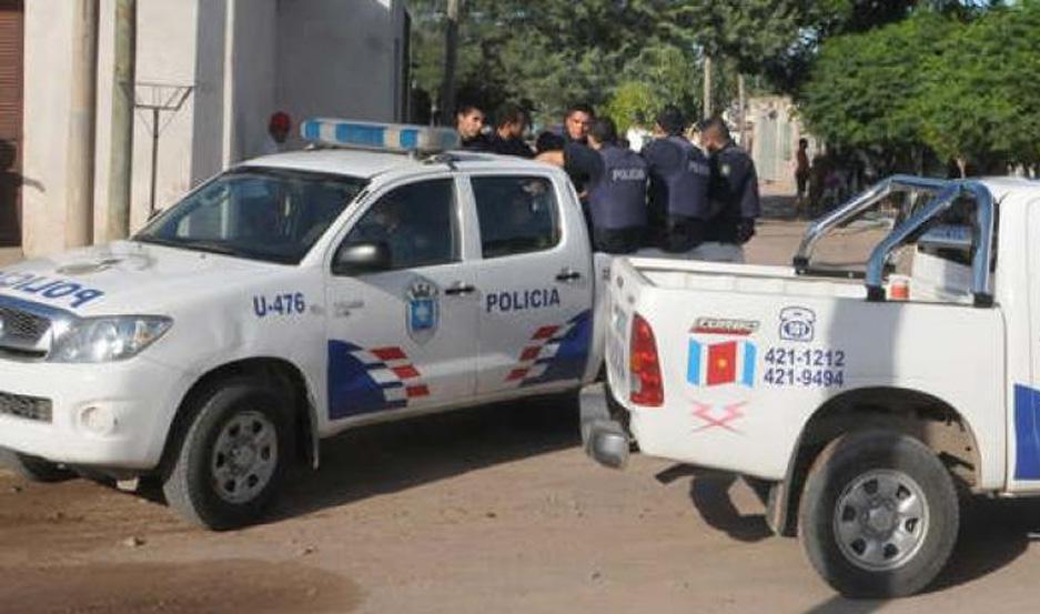 A partir de las órdenes de detención, la policía desarrolló amplios operativos de búsqueda.