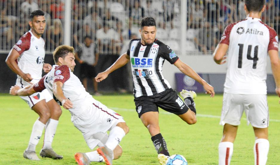 Núñez es uno de los futbolistas del plantel con experiencia y aseguró que sí son capaces de sumar puntos en cancha de River.