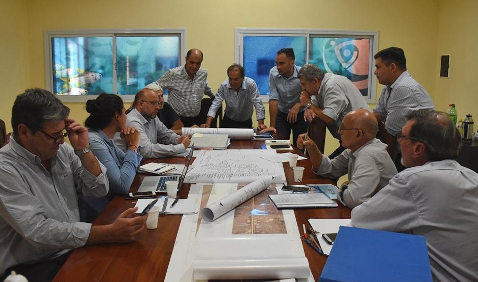 En la próxima reunión estarán los gobernadores que recibirán el proyecto que luego elevarán a Fernández.