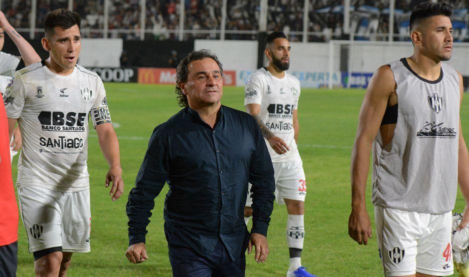 Gustavo Coleoni confía en sus jugadores, de cara al choque contra River el domingo.