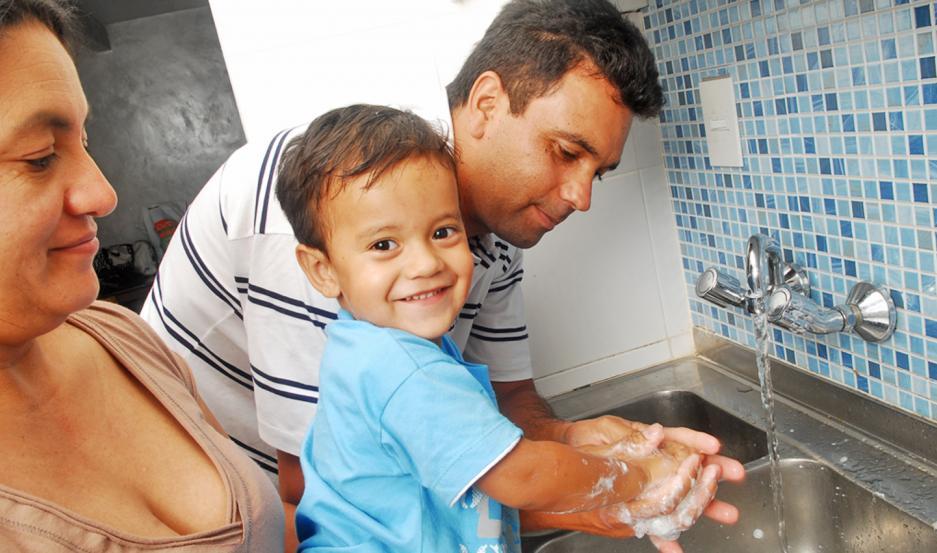 SENCILLO. El cuidado de la higiene, a través de acciones sencillas, es clave para evitar complicaciones de salud.