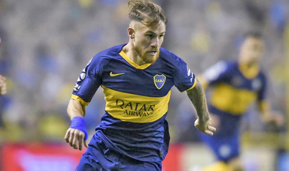 PARTIDA. Alexis Mac Allister dejará finalmente Boca Juniors para intentar salvar del descenso a Brighton.