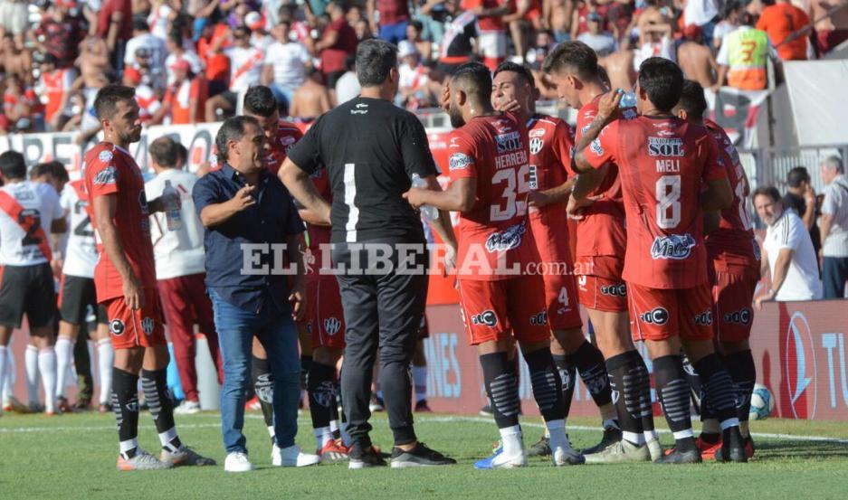 Central Córdoba resignó tres puntos en su visita al