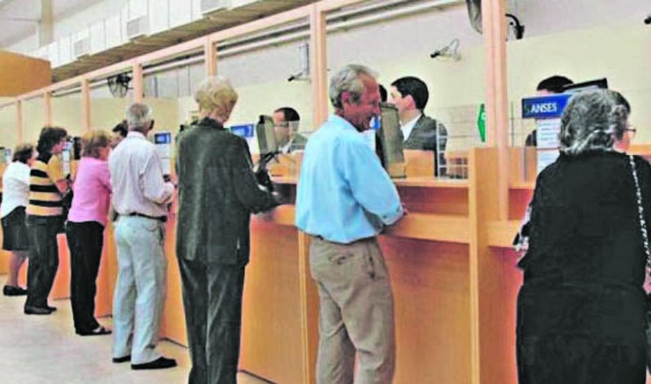 AHORRO FISCAL. Desde el Gobierno defienden la suspensión de la aplicación de la movilidad jubilatoria.