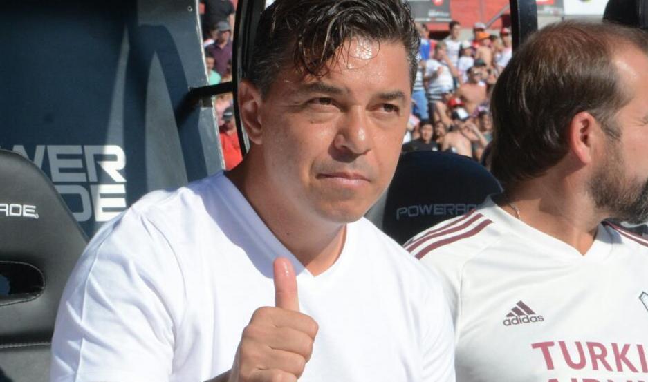 """""""Permanecerá internado en observación durante el resto del día"""", advirtieron desde River Plate."""
