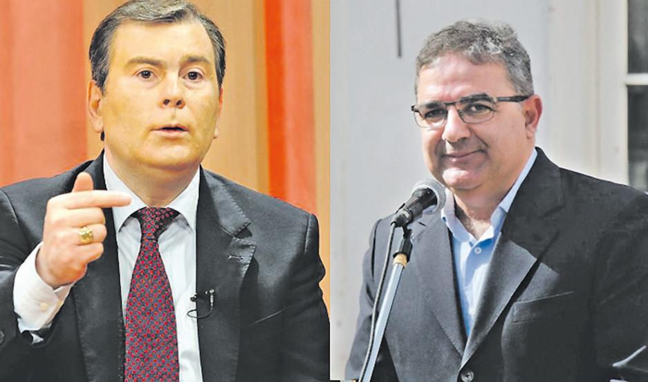 ANTECEDENTE. A mediados de enero, las dos provincias acordaron crear un Comité de Cuenca del río Albilgasta,