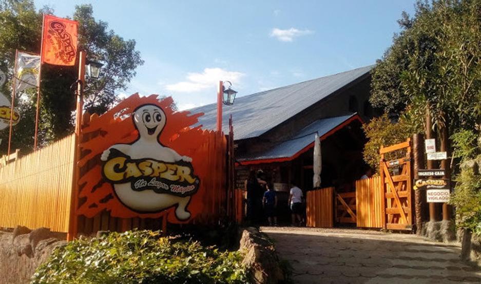ATRACCION. La Casa de Casper, otro clásico de la ciudad que permanece abierta desde las 10.30 hasta las 20.30.