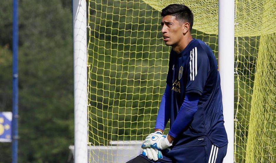 """IMPORTANTE. Esteban Andrada no pudo estar en los últimos encuentros y volvería ante el """"Ferro""""."""