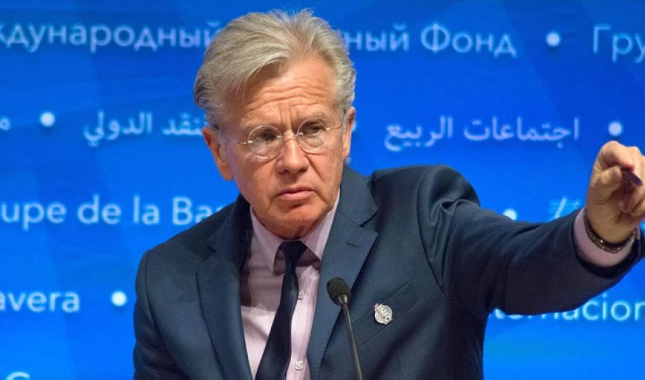 El vocero Gerry Rice también destacó el diálogo con el gobierno de Alberto Fernández.
