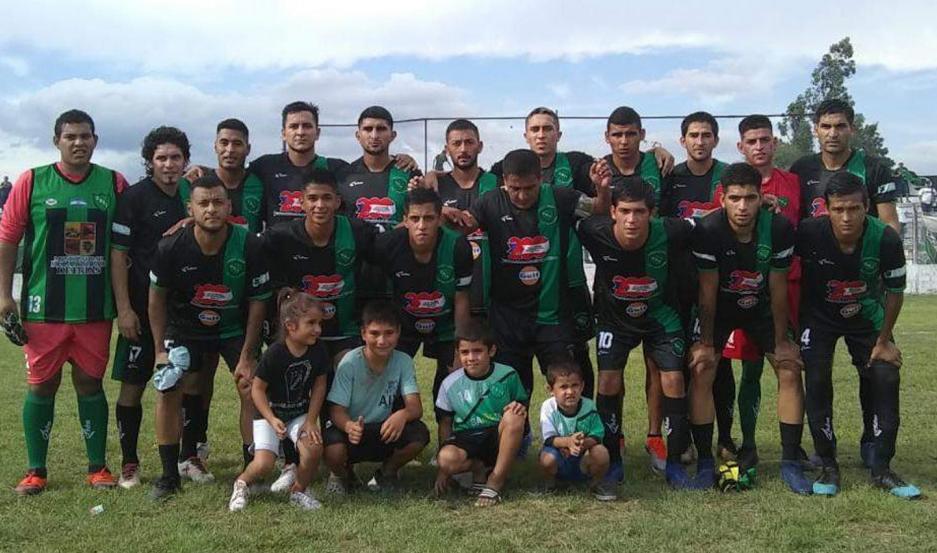 El equipo de Frías estuvo inspirado y con contundencia y efectividad venció a Unión Sportivo de Recreo.