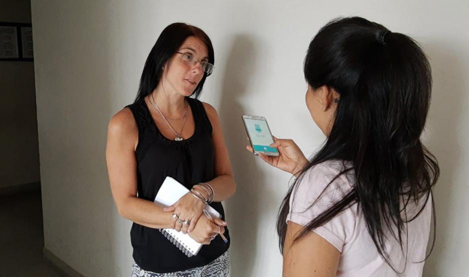En el caso intervino la Dra. María del Pilar Gallo.