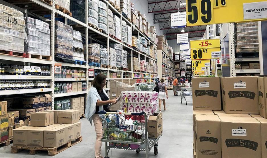 INDICADOR. El índice mayorista mide la evolución promedio de precios de productos nacionales e importados