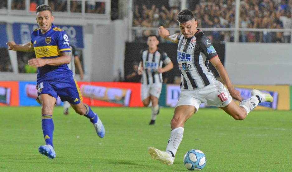 Núñez es uno de los jugadores que más experiencia le aporta al Ferroviario, que el lunes buscará un triunfo en su visita a Unión.
