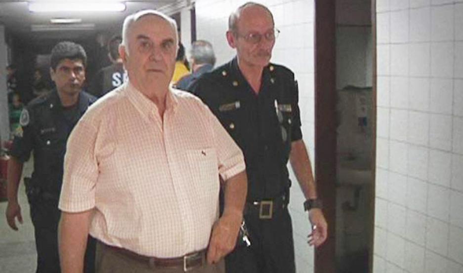 El ex militar se hallaba condenado por delitos de lesa humanidad, cometidos cuando era jefe de la Policía de Santiago del Estero.