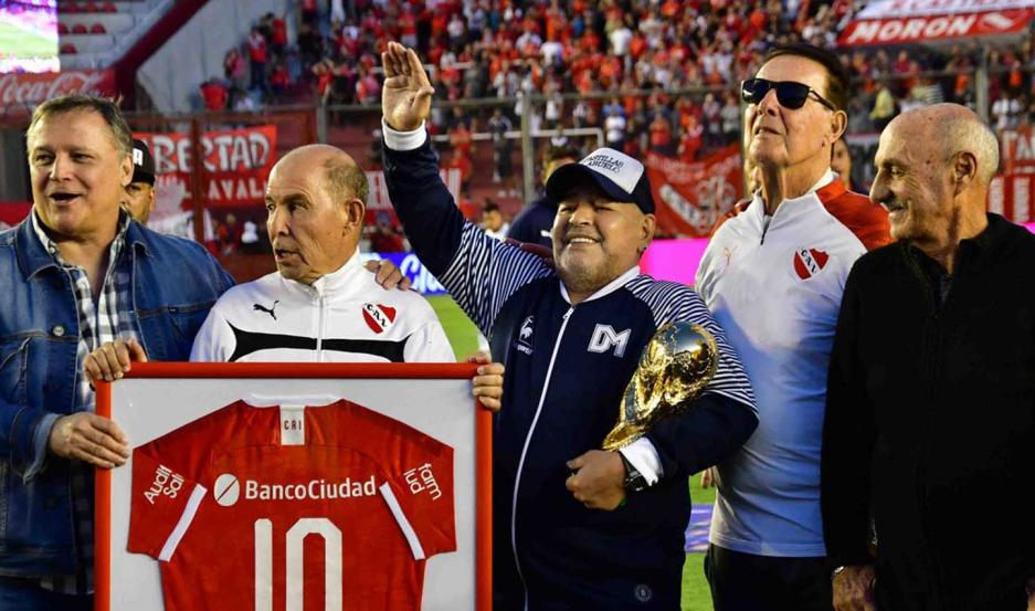 La actualidad de Independiente de Avellaneda duerme hasta sus propios hinchas — Increíble