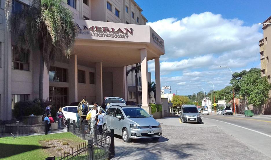 Los hoteles de 4 y 5 estrellas tienen un nivel de ocupación alto, en su mayoría huéspedes de Buenos Aires, Córdoba y Santa Fe.