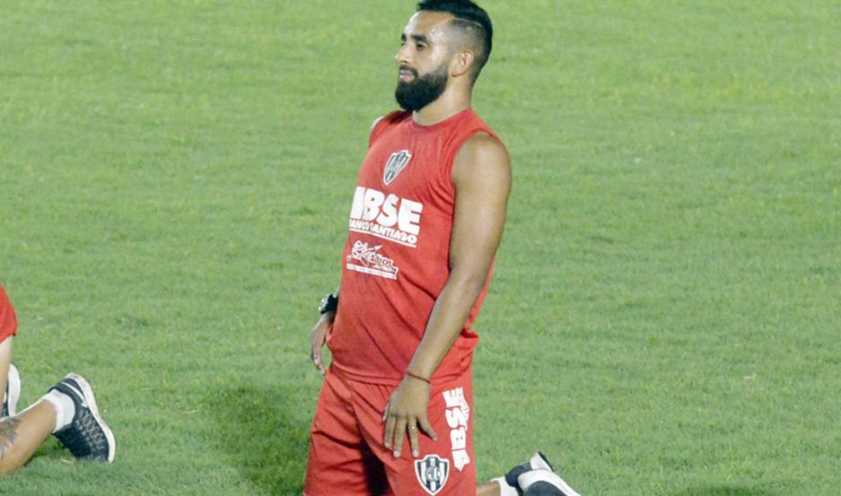 Herrera  no jugará mañana por un traumatismo en su tobillo izquierdo.
