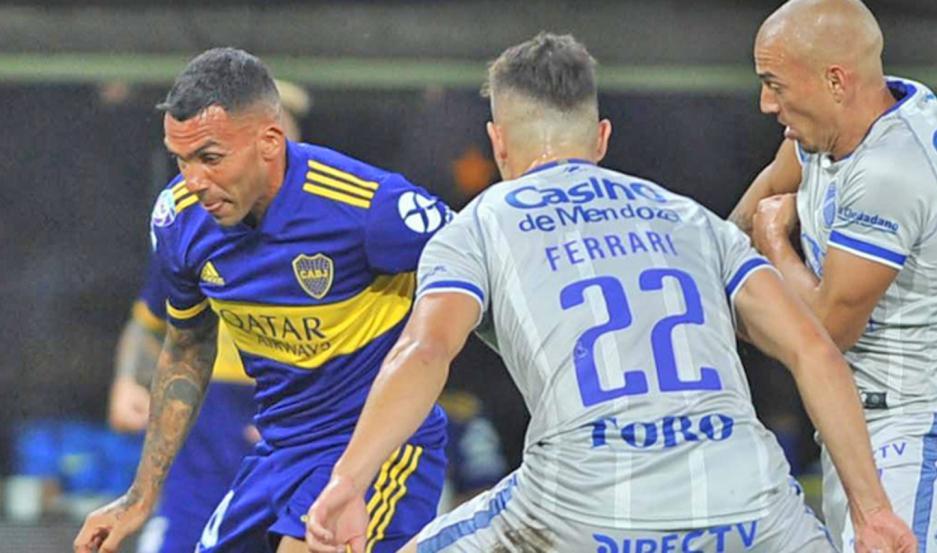 """El """"Apache"""" está contento con el presente de Boca Juniors y sueña con pelearle el título a River hasta el final de la Superliga."""
