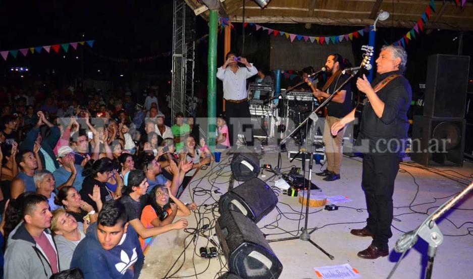 La fiesta contó con la presencia de Horacio Banegas