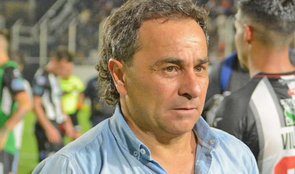 Coleoni se fue conforme con el punto y dijo que los jugadores sintieron el desgaste del partido.