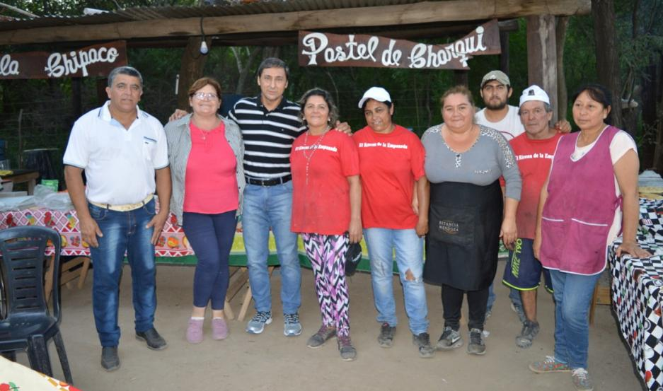 El Segundo Festival Provincial de Chamamé Santiagueño se realizó en la localidad de Los Romano.