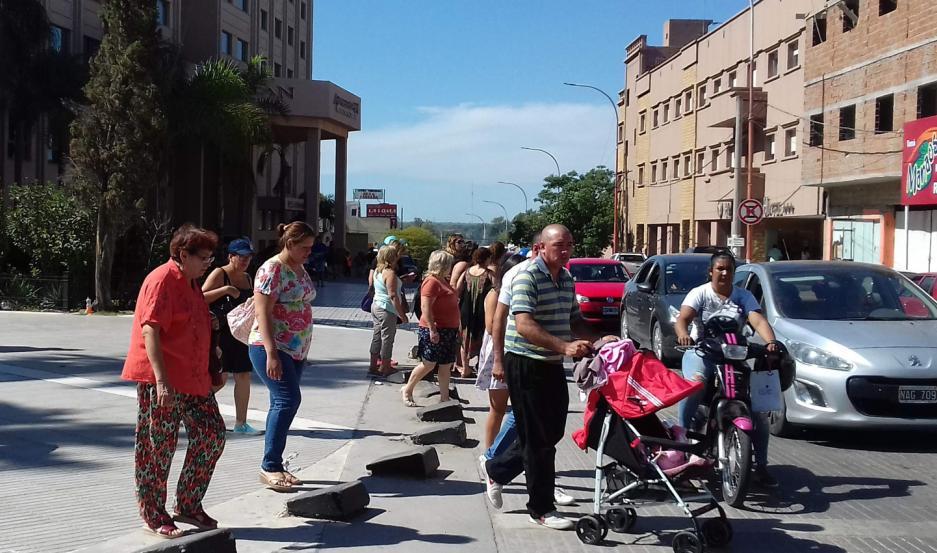 NUEVO DESCANSO. Los argentinos aprovechan estas oportunidades para compartir más tiempo en familia.