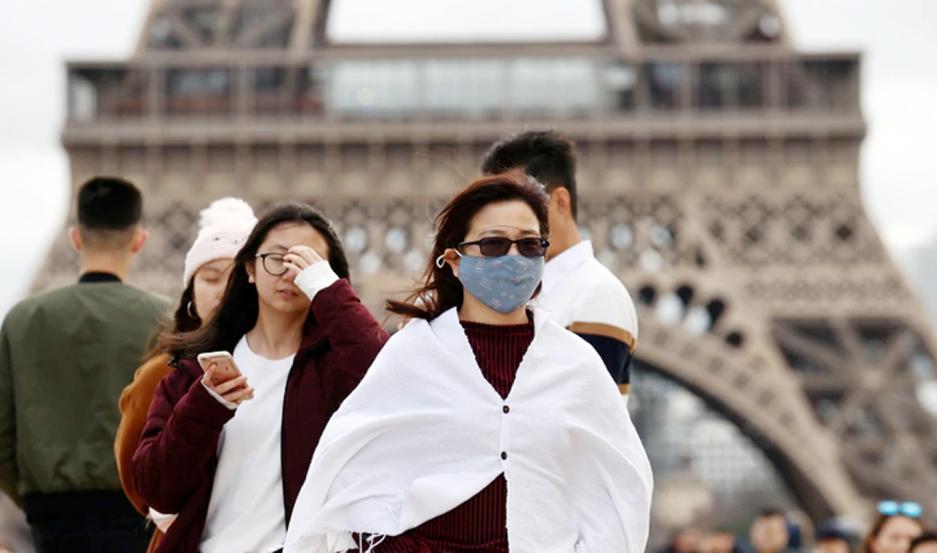 Este miércoles, las autoridades de Francia confirmaron el deceso del primer paciente con coronavirus, originario de esa nación.