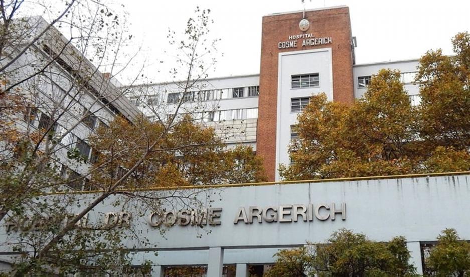 La víctima se encontraba internada en el hospital Argerich.