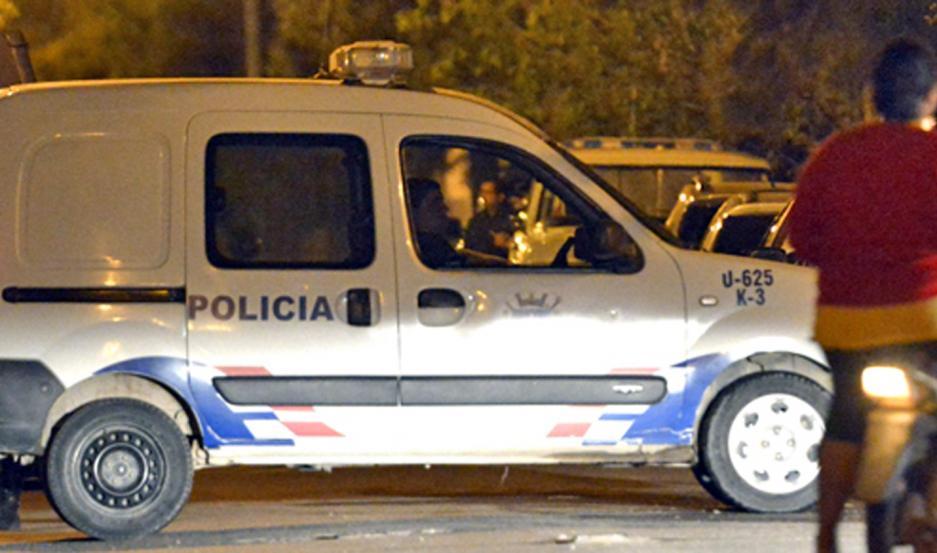 DISPOSICIÓN. Tras la orden judicial, la Policía inició las averiguaciones para dar con su paradero.