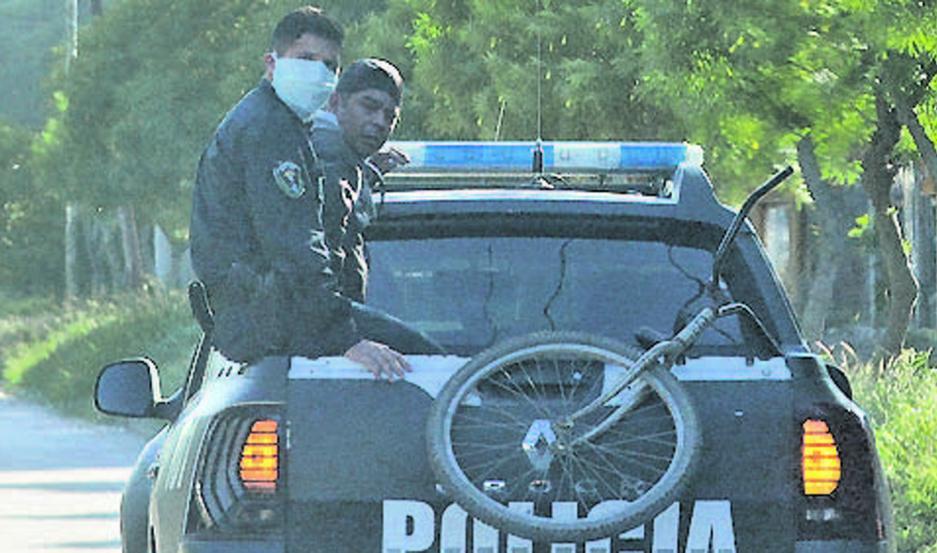 RIGUROSIDAD. La Policía continuará implementando los controles.
