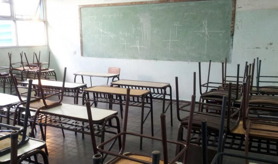 """""""Es difícil saber hasta cuándo, es un momento de incertidumbre para todos los países"""", expresó el ministro de Educación de la Nación."""