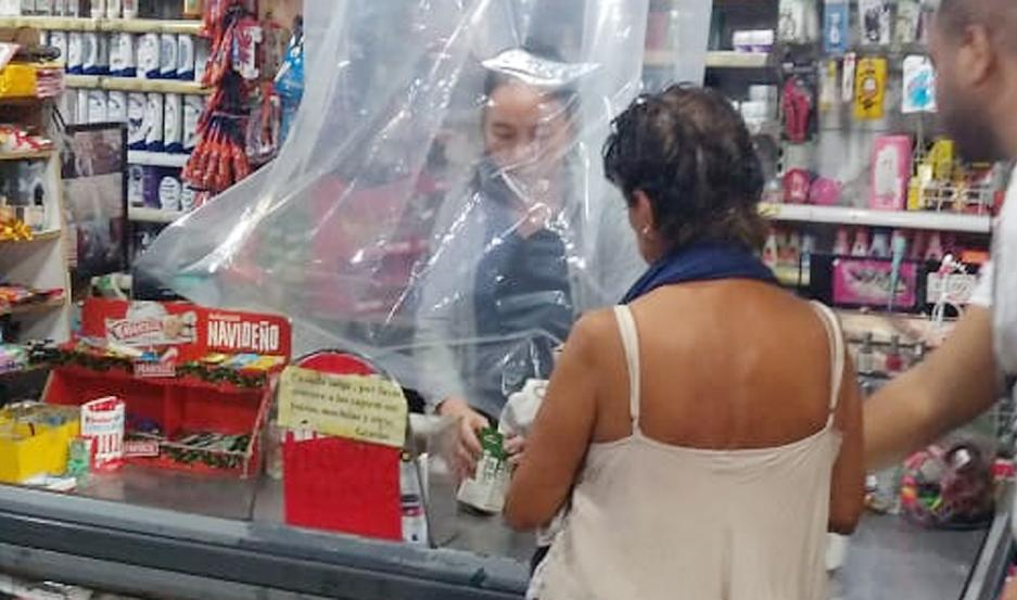 Un informe a nivel nacional dio cuenta que en Santiago del Estero también se produjo el cierre de supermercados chinos, a partir de la propagación del coronavirus.