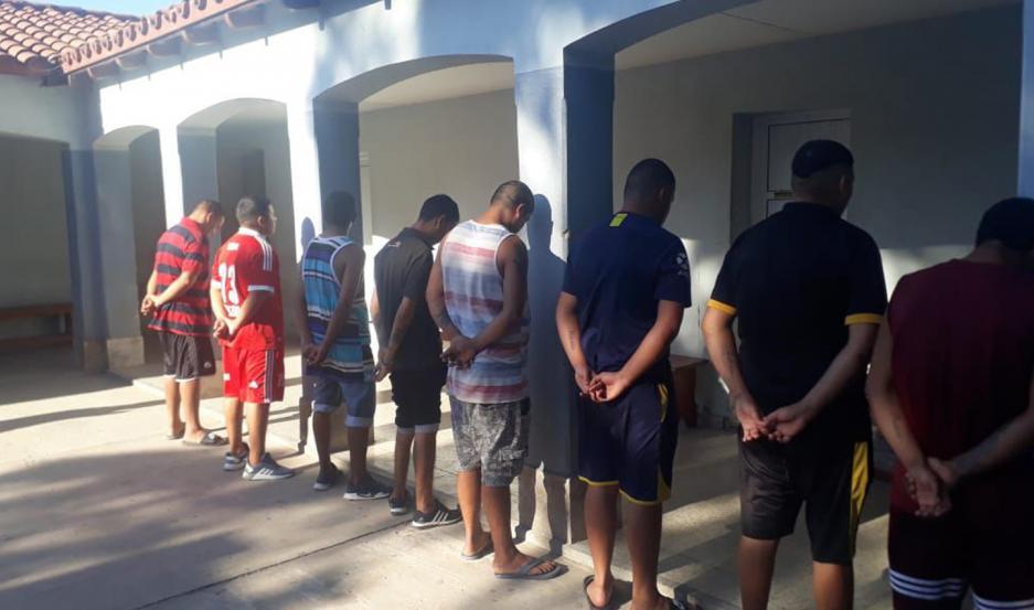 La policía dejó en claro que dará cumplimiento a la norma y que los infractores acabarán presos.